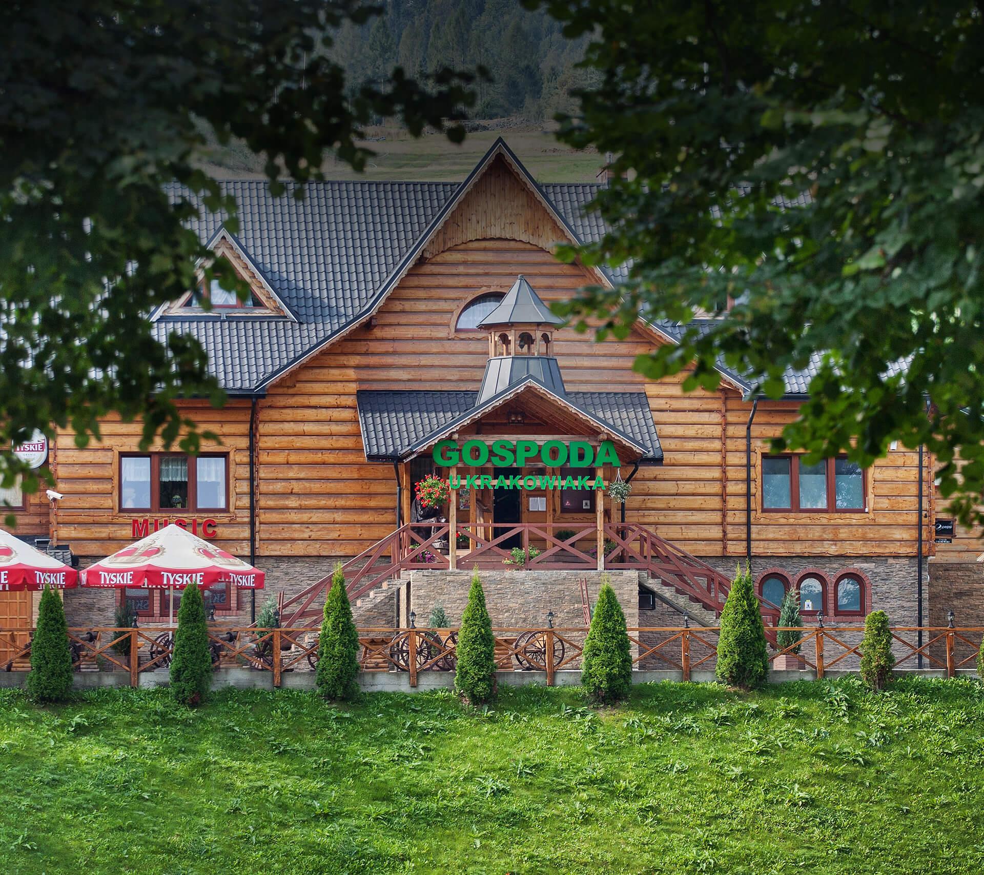 Gospoda u Krakowiaka Krynica-Zdrój